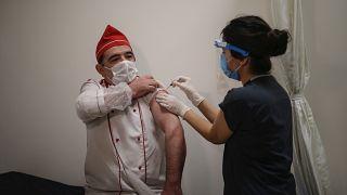 Türkiye'nin Covid-19 tablosu: Kaç kişi aşı oldu, kaç yeni vaka tespit edildi? / Arşiv