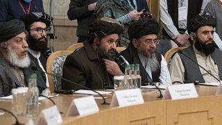 В московских переговорах участвовали и представители движения талибов (запрещенной в РФ организации)