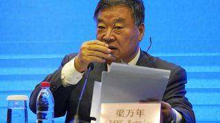Лян Ваньнянь, глава группы китайских экспертов в миссии ВОЗ в Ухани