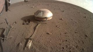 NASA's InSight Mars lander
