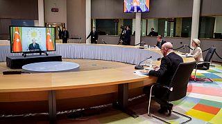 EU-Türkei-Gipfel mit viel gutem Willen