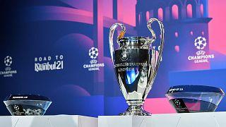 Bayern-PSG y Real Madrid-Liverpool en cuartos de la Champions