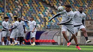 Libya trains ahead of qualifier against Tunisia