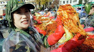 Фестиваль кимчхи в Сеуле