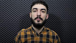 Azeri vlogger Mahammad Mirzali