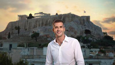 We interview Athens Mayor Kostas Bakoyannis