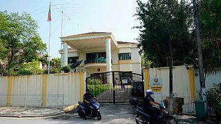 North Korean Embassy in Kuala Lumpur