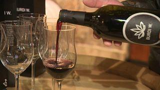 Κρασί από κάναβη στο Μπορντό