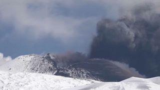 19 March 2021 - Mount Etna, Sicily