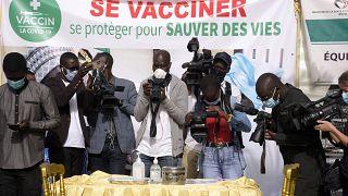 Sénégal : fin de l'état de catastrophe sanitaire