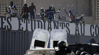 Senegalese youth lament bleak future