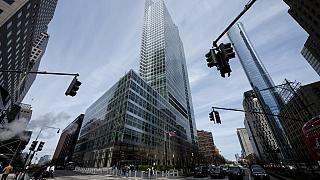 Hauptsitz von Goldman Sachs in New York