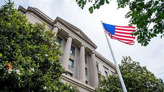 وزارت دادگستری ایالات متحده