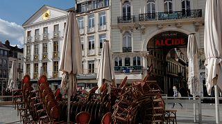 إعادة فرض الإغلاق في فرنسا