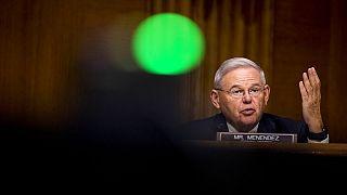 ABD'de Demokrat Senatör Bob Menendez