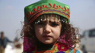 Afganistan'da nevruz kutlaması