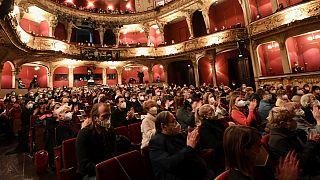 Γερμανία: Ανοιξαν δοκιμαστικά τα θέατρα