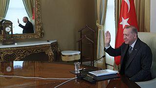 رجب طیب اردوغان، رئيس جمهوری ترکیه