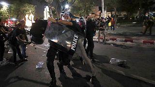Manifestaciones contra el Gobierno en Tailandia