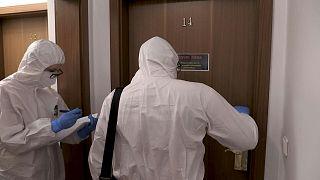 فندق أربع نجوم في براغ  يستقبل الأشخاص المشردين المصابين بفيروس كورونا.