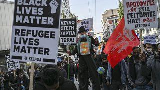 L'Europa del sud protesta per la crisi migranti