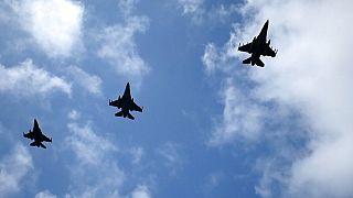 Suriye İnsan Hakları Gözlemevi: Türkiye'den Suriye'nin kuzeyine 17 ay sonra ilk operasyon (Temsili uçak fotoğrafı)