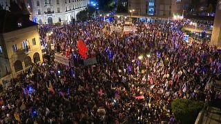 Gerusalemme: la casa del premier assediata ogni sabato dalla protesta