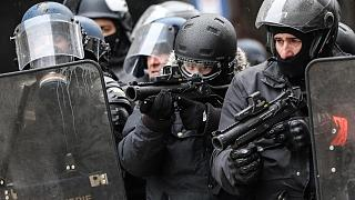Fransız jandarması