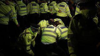 Vorwürfe gegen die Polizei in London