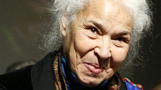 الكاتبة المصرية الراحلة نوال السعداوي