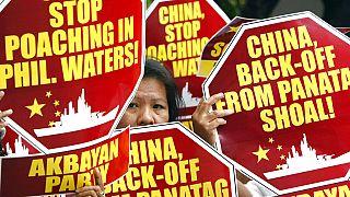 Filipinler ile Çin arasındaki Güney Çin Denizi anlaşmazlığı
