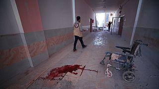 Un hôpital touché par une frappe du régime syrien près d'Idleb : au moins six morts