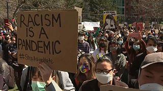 Manifestações assinalam Dia Internacional contra o Racismo