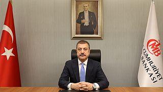 Türkiye Cumhuriyet Merkez Bankası Başkanı Şahap Kavcıoğlu