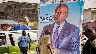 Congolese opposition leader dies of Covid-19 day after election