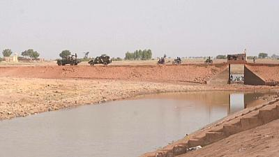 Mali's PM inaugurates new fishing port, military camp in war-torn region