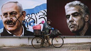 Législatives en Israël : pro et anti-Nétanyahou s'affrontent