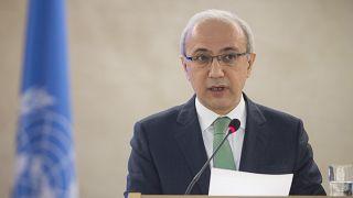Hazine ve Maliye Bakanı Lütfi Elvan (arşiv)