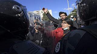 Tunisian police pile pressure on young activists