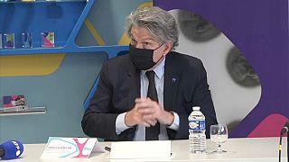 Thierry Breton , comisario europeo de Mercado Interior