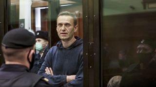 Алексей Навальный в Мосгорсуде