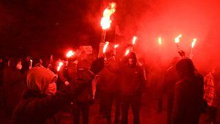 تظاهرات در اوکراین