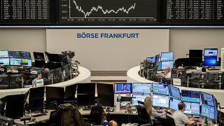 TL'nin değer kaybı Avrupa borsalarına olumsuz yansıdı