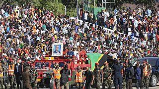 Funérailles nationales pour le président tanzanien John Magufuli