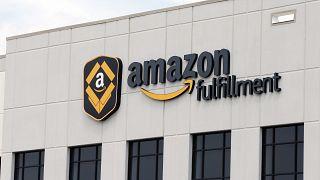 Greve na Amazon em Itália