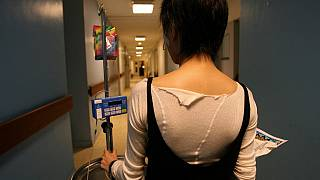 Hospitals are seeing an increase in the number of teenagers admitted for mental disorders