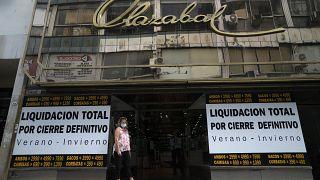 La emblemática sastrería Olazábal está en liquidación por cierre