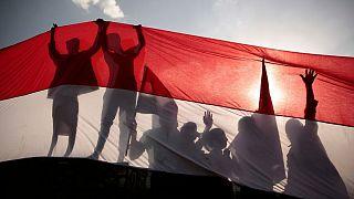 گرامیداشت سالگرد انقلاب ۲۶ سپتامبر ۱۹۶۲ در صنعا
