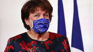 Frankreichs Kulturministerin Roselyne Bachelot (74) ist an Covid-19 erkrankt