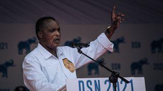 Congo : Denis Sassou Nguesso  en passe d'être réélu